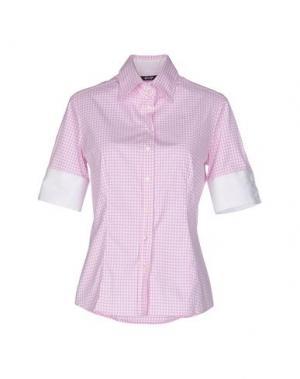 Pубашка GOSSIP. Цвет: светло-фиолетовый