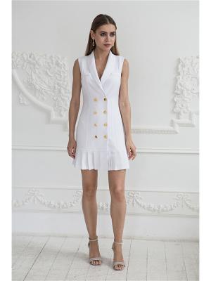 Платье-пиджак с открытыми руками Self Made