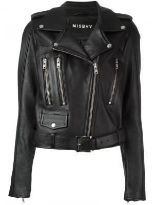 Куртка Sonic Misbhv. Цвет: чёрный