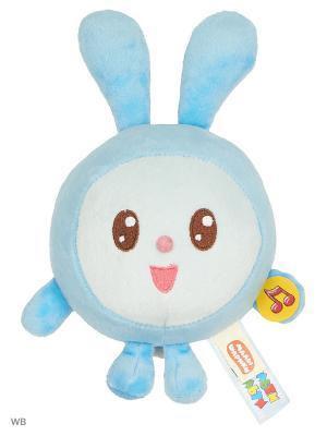 Мягкая игрушка Малышарики Крош 15см, озвученная. Мульти-пульти. Цвет: голубой