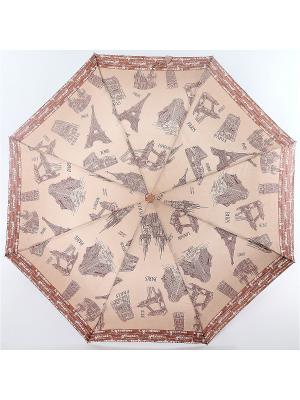 Зонт ArtRain. Цвет: светло-коралловый, бледно-розовый