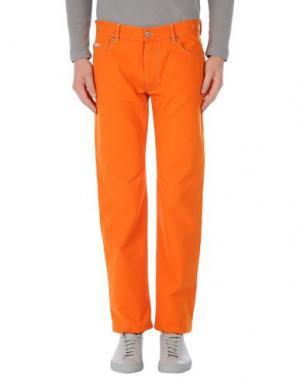 Повседневные брюки BROOKSFIELD. Цвет: оранжевый