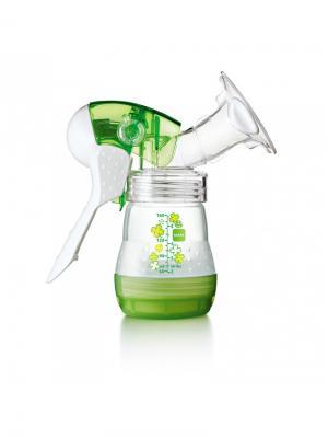 Молокоотсос механический MAM. Цвет: зеленый