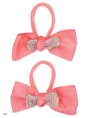 Резинки Bizon. Цвет: розовый