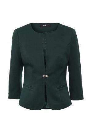 Жакет adL. Цвет: зеленый