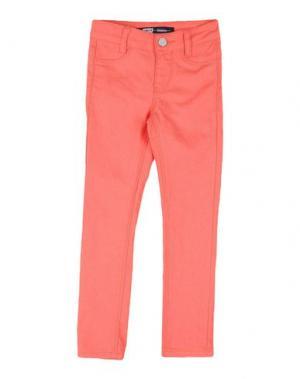 Джинсовые брюки LEVI'S KIDSWEAR. Цвет: оранжевый