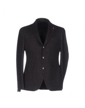 Пиджак SARTORIA LATORRE. Цвет: баклажанный