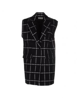 Легкое пальто SUOLI. Цвет: черный