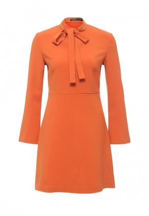 Платье Concept Club. Цвет: оранжевый