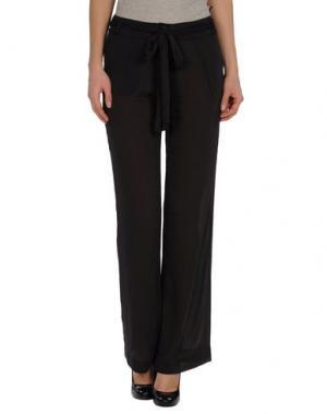 Повседневные брюки TUA NUA. Цвет: черный