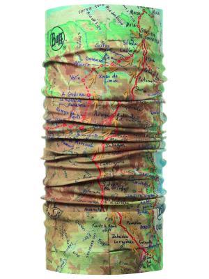 Бандана BUFF Merchandise Collection HIGH UV GEO. Цвет: кремовый
