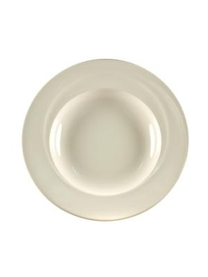 Набор тарелок 6 шт. Quality Ceramic. Цвет: белый