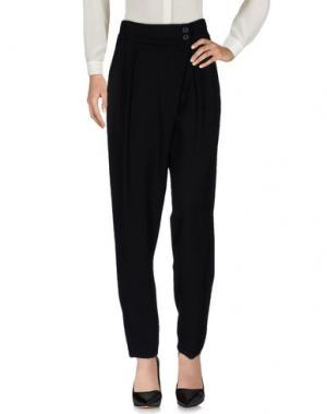 Повседневные брюки DAMIR DOMA. Цвет: черный