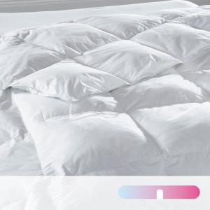 Одеяло REVERIE Best Suprelle Fusion сочетание синтетики и натуральных материалов. Цвет: белый