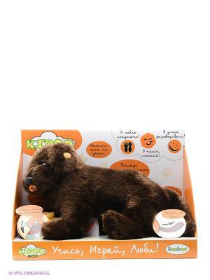 Собака Лабрадор TEEBOO 91210R-CHD цвет шоколадный MSN TOYS. Цвет: темно-коричневый