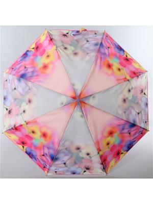 Зонт Airton. Цвет: светло-желтый, желтый, розовый