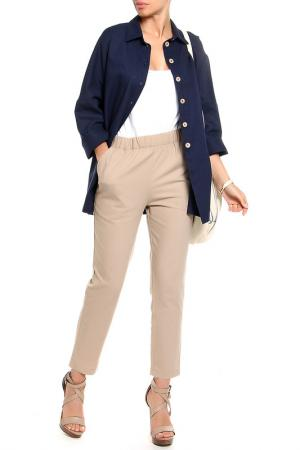 Рубашка Disetta. Цвет: синий