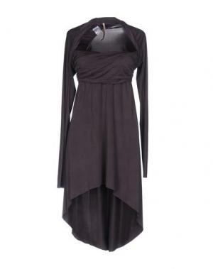 Короткое платье EMMA&GAIA. Цвет: фиолетовый