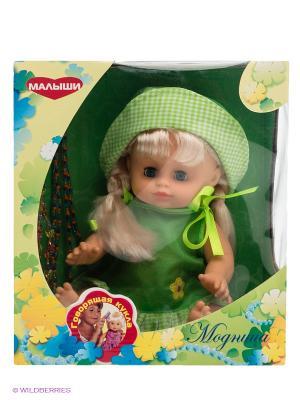 Кукла Модница DREAM MAKERS. Цвет: зеленый, бежевый