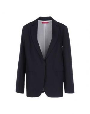 Пиджак CARLO CONTRADA. Цвет: темно-синий