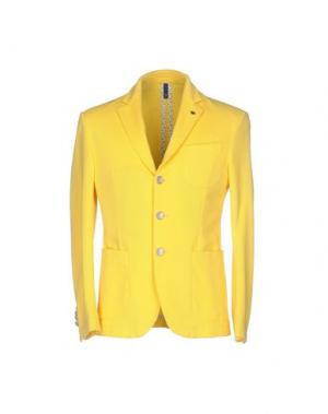 Пиджак DOMENICO TAGLIENTE. Цвет: желтый