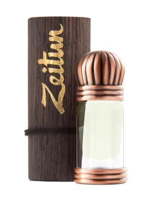 Концентрированные масляные духи Жасмин самбак Зейтун. Цвет: светло-желтый