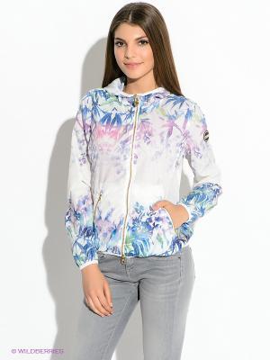 Куртка Colmar. Цвет: белый, синий