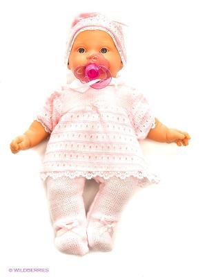Кукла Лана  плачущая Antonio Juan. Цвет: бледно-розовый