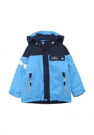 Куртка горнолыжная FIVE seasons. Цвет: голубой