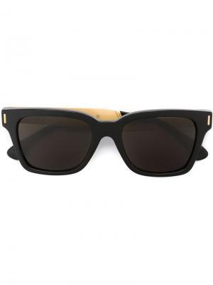Солнцезащитные очки América Francis Goffrato Retrosuperfuture. Цвет: чёрный