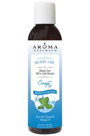 Специальное масло для тела AROMA NATURALS. Цвет: none