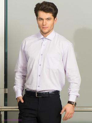 Рубашка Donatto. Цвет: розовый