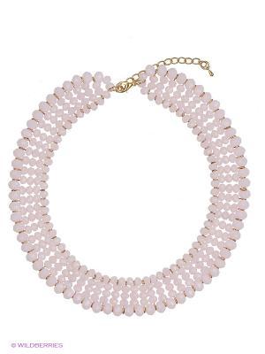 Колье Royal Diamond. Цвет: розовый