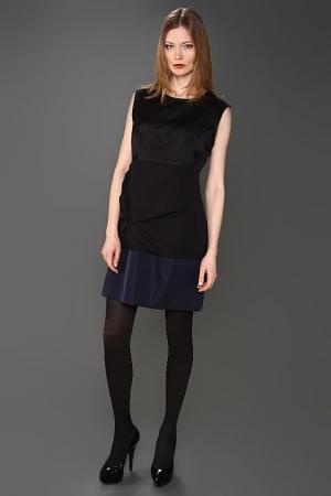 Платье Marios Schwab. Цвет: синий