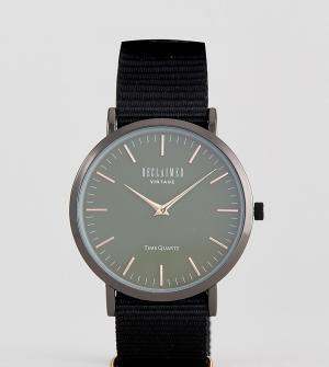 Reclaimed Vintage Зеленые часы Inspired эксклюзивно для ASOS. Цвет: зеленый