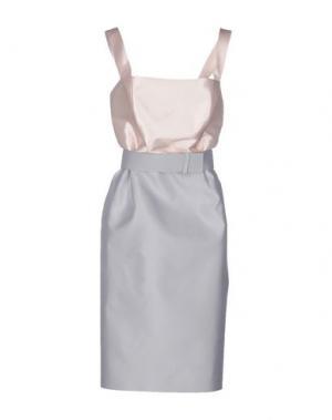 Платье до колена CAILAN'D. Цвет: светло-розовый