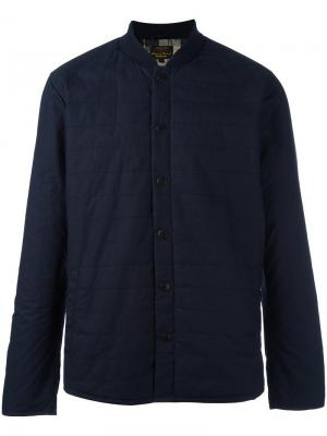 Куртка бомбер Ruthwell Barbour. Цвет: синий