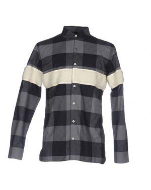 Pубашка LC23. Цвет: серый