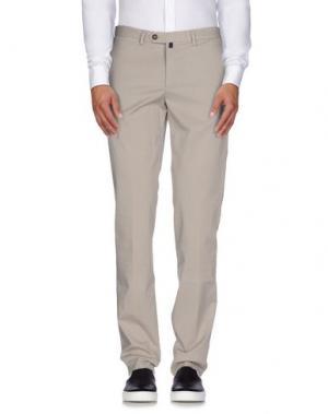 Повседневные брюки JOHNNY LAMBS. Цвет: светло-серый