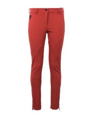 Повседневные брюки ROSSIGNOL. Цвет: красный