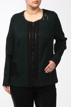 Жакет Terra. Цвет: эмили, зеленый