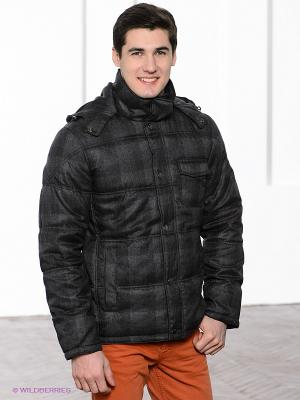 Куртка Navigare. Цвет: темно-серый