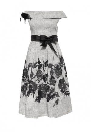 Платье Rinascimento. Цвет: разноцветный