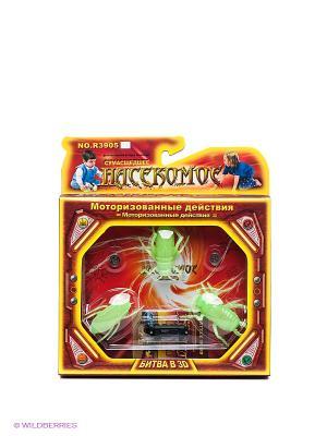 Игровой набор Насекомые VELD-CO. Цвет: светло-зеленый