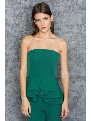 Корсет Tsurpal. Цвет: зеленый