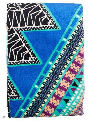 Полотенца пляжные ROXY. Цвет: черный, зеленый, синий