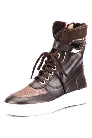 Ботинки Norma J. Baker. Цвет: коричневый