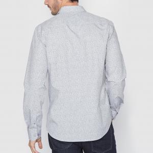 Рубашка с рисунком R essentiel. Цвет: набивной рисунок