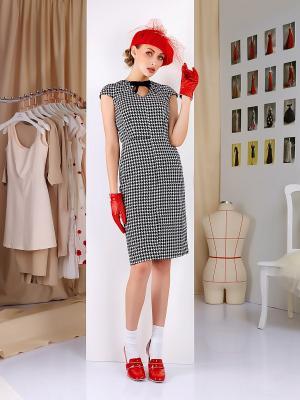 Платье Tasha Martens. Цвет: черный