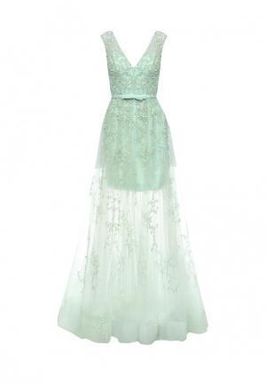 Платье To be Bride. Цвет: мятный
